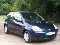 Ford Fiesta 1.25 Studio, Low Mileage