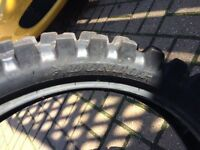 Dunlop mx motocross tyre for sale rear