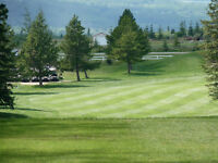 Golf Course RV Lots for $89,900