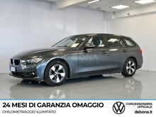 BMW Serie 3 320d touring eff.dynamics business advantage auto