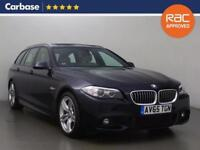 2015 BMW 5 SERIES 520d [190] M Sport 5dr Step Auto Touring