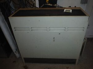 25,000 BTU Natural Gas Space Heater with Blower