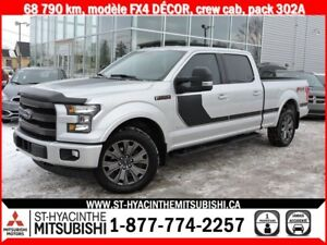 Ford F-150 XLT SPORT DECOR FX-4 2016