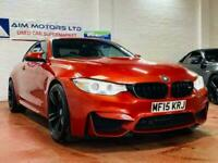 2015 15 BMW M4 3.0 M4 2D 426 BHP