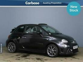 image for 2017 Abarth 595 1.4 T-Jet 145 2dr CONVERTIBLE Petrol Manual