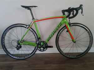 "SPECIALIZED TARMAC 54cm (5'7""-5'10""), IMPECCABLE"