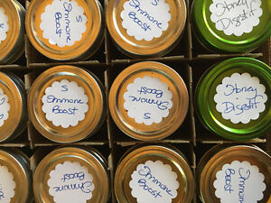 locally handcrafted salves and other medicinals for wholesale