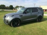 2017 Land Rover Discovery 3.0 TD6 HSE 5dr Auto ESTATE Diesel Automatic