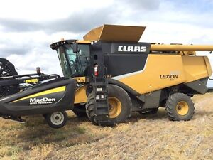 CLAAS LEXION 670 COMBINE FOR SALE