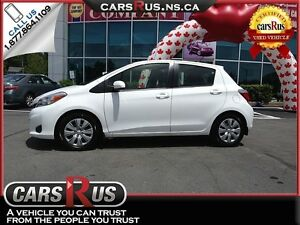 2013 Toyota Yaris 5-Door LE Deal Pending!