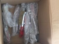 Garage stock clearance 10 x Unopened Heavy Duty Wire Brushes