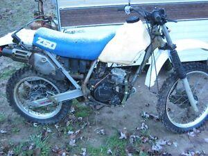 Kawasaki 250 K2D