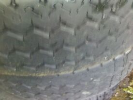 Tyres to fit Transit 15 inch
