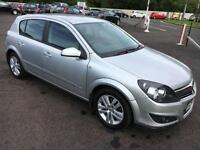 5707 Vauxhall Astra 1.6 16v ( 115ps ) SXi Silver 5 Door 66528mls MOT 12m