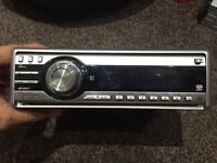 JVC KD G511 stereo with rear aux port