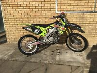 Crf 250 2013 world edition £2900 ono mint condition