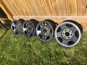 16 in Truck wheels - Great for Winter Rims