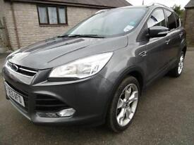 2013 Ford Kuga 2.0 TDCi 163 Titanium 4X4 5 door Estate