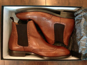 Cow Leather limited edition Massimo Dutti Shoe