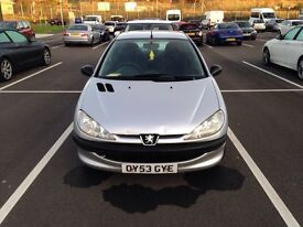 Peugeot 206 For Sale £300 ONO