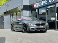 2017 BMW 4 Series 430i M Sport 2dr Auto [Professional Media] CONVERTIBLE Petrol