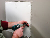 All Drywall needs boarding taping texture
