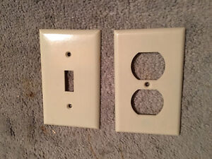Wall Plates for Light Switches & Plugs