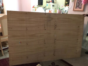 Wooden sheet / plank for sale