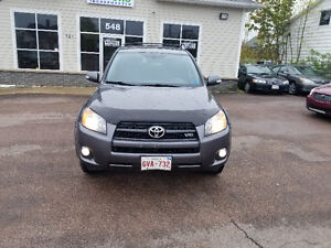 2009 Toyota RAV4 Sports SUV, Crossover