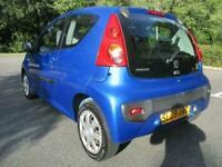 2009 Peugeot 107 Urban Hatchback Petrol Manual