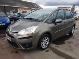 2009 Citroen C4 Picasso 1.6HDi AUTOMATIC EGS VTR+ FULL SERVICE FINANCE AVAILABLE