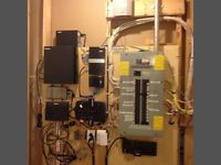 *Master Electrician 20 yrs exp: 100amp panel changes and More!*