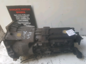 BMW 3series e46 gearbox 2004 2.0