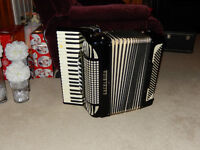 ACCORDEON PIANO EXCELSIOR