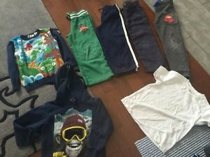 Boys clothes size 3-4 & size 5 clothes (some 2)