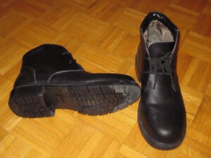 Prospector Leather Winter Boots
