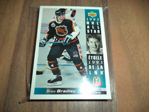 92-93 McDonald's NHL Hockey Card Base set (27) NrMt-Mt