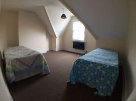 Double/Twin Rooms close to Peckham Rye
