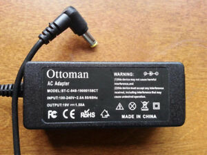 30W AC Adapter Charger for ACER Netbooks