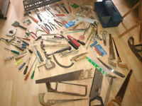 Giant tool collection
