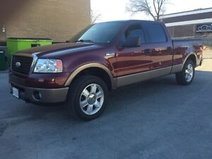 2006 Ford F-150 Lariat 4x4 6.5 bed
