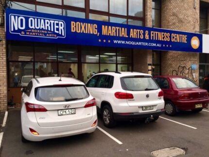 No Quarter Boxing & Martial Arts