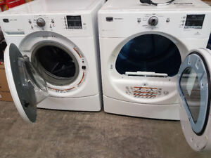 Maytag 2000 series washer and electric dryer