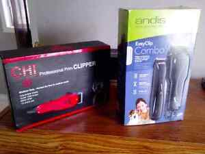Dog clipper sets brand new
