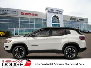 2018 Jeep Compass Trailhawk 4x4  FULLY LOADED | OFF ROAD CAPABIL