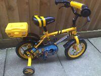 Kids Apollo Digby bike-excellent condition