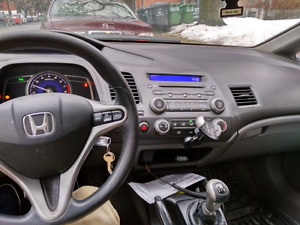 Honda Civic Manuel 2009