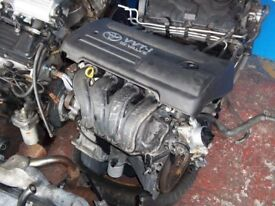 Avensis 1.6 vvti engine