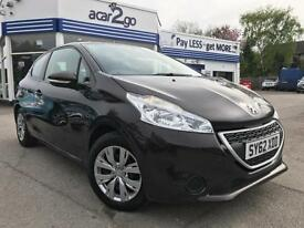 2013 Peugeot 208 ACCESS PLUS Manual Hatchback