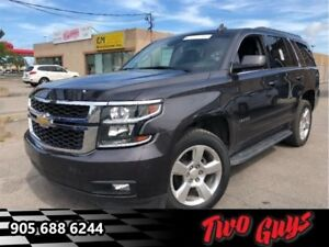 2015 Chevrolet Tahoe LT  Low Mileage -Sunroof -Tow Package